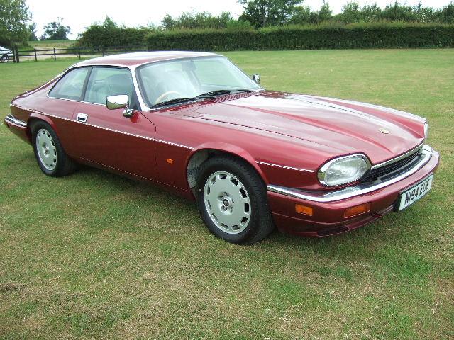 ... of /stock/page2/1996 Jaguar XJS 4.0 Celebration Coupe Carnival Red